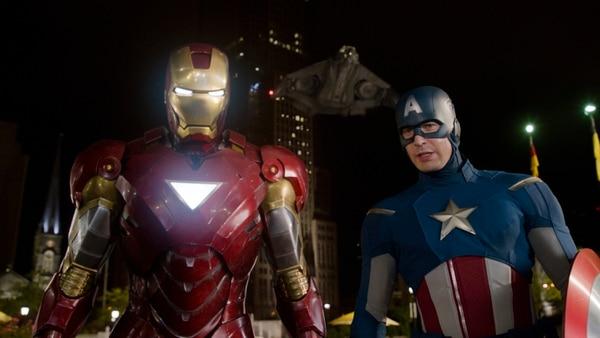 Los Vengadores tendrán dos películas: una en el 2018 y otra en el 2019.
