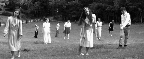 El terror de 'La noche de los muertos vivientes' camina lentamente. Archivo