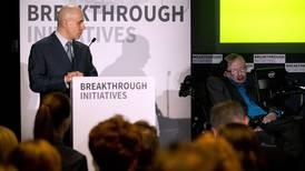 Stephen Hawking y multimillonario ruso buscarán vida extraterrestre