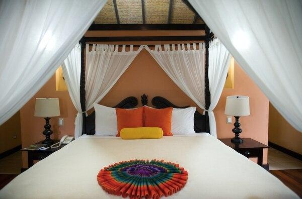 Foto cortesía Hotel Río Celeste Hideaway.