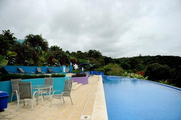 Hotel Xandari Resort se encuentra en Tacacorí de Alajuela. Su enfoque es la gastronomía, bienestar y relajación. El hotel tiene su propia huerta orgánica, donde cultivan varios de los productos que se utilizan en la preparación de los platillos del restaurante. Foto: Melissa Fernández Silva