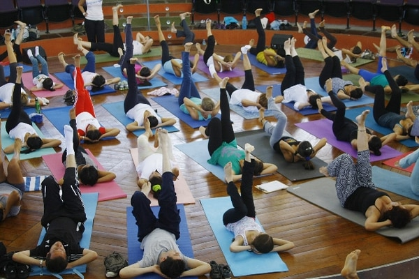 La actividad cuenta con apoyo del Ministerio de Cultura y la Municipalidad de Cartago. | YOGARTE.