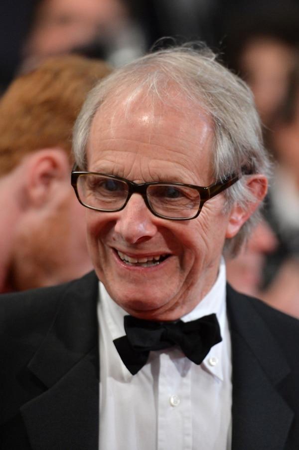 El cineasta Ken Loach es otro de los que se oponen a la próxima edición de Eurovision. Fotografía: AFP