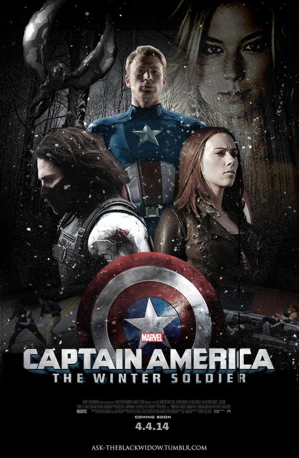 La próxima película de capitán América, titulada