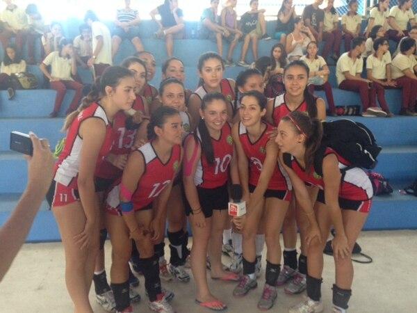 El equipo de Santa Bárbara llegará a la final del voleibol de los Juegos Nacionales 2014 con una marca de cinco victorias en la misma cantidad de juegos.