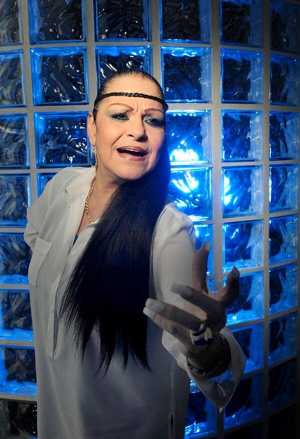 Después del cierre de 'Sandra y Sus Momentos', Sandra Solano ha encontrado otros escenarios. Todos los viernes, canta en Bar Traktor (Colegio de Agrónomos).John Durán.