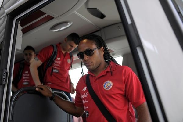La última vez que Jonathan McDonald estuvo en la Selección fue en la Copa Oro de 2015. A partir del lunes, entrenará con la Tricolor. Fotografía: José Díaz / Archivo