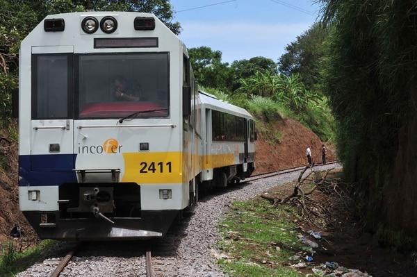 Para que el tren llegue a Alajuela se disponen ¢1.500 millones.