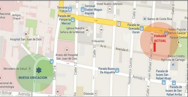 Con el cambio se pretende descongestionar el tránsito que ingresa por el Paseo Colón y avenida segunda.