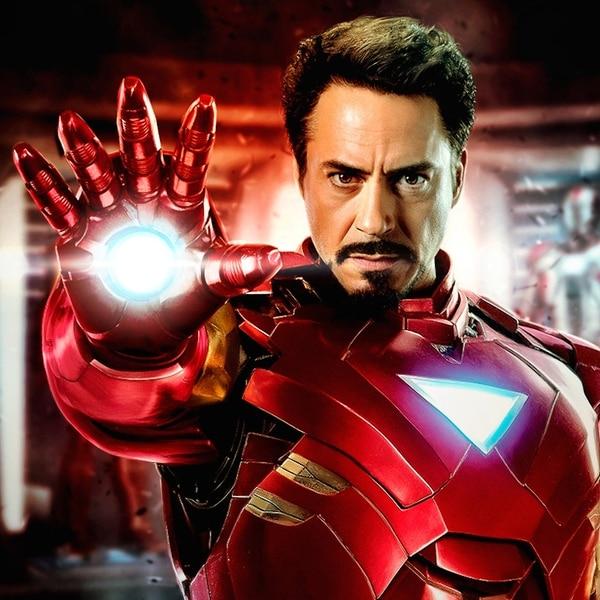 Robert Downey Jr: un cincuentón con pegada