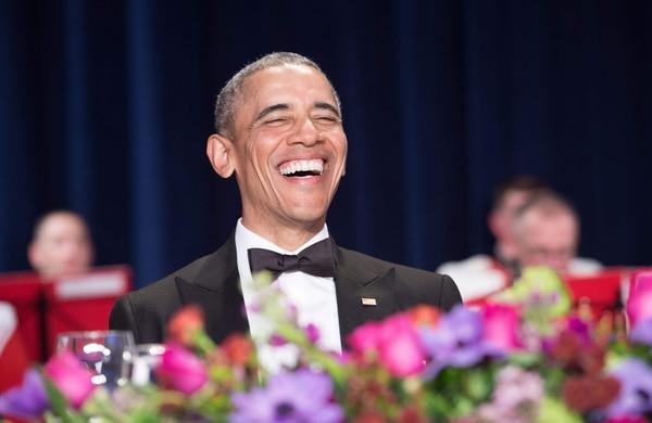Barack Obama se rió de los cinco aspirantes a la Casa Blanca, pero las burlas sobre Trump fueron más fuertes.