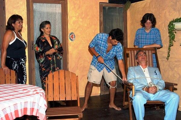Participación.La compañía The Little Theatre Group participará en las actividades del festival.Archivo