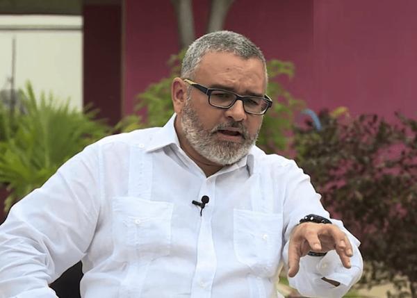 Jueves 8 de Septiembre 2016 | El 19 Digital Entrevista al Expresidente de El Salvador Sr Maurico Funes / fotografía Jairo Cajina