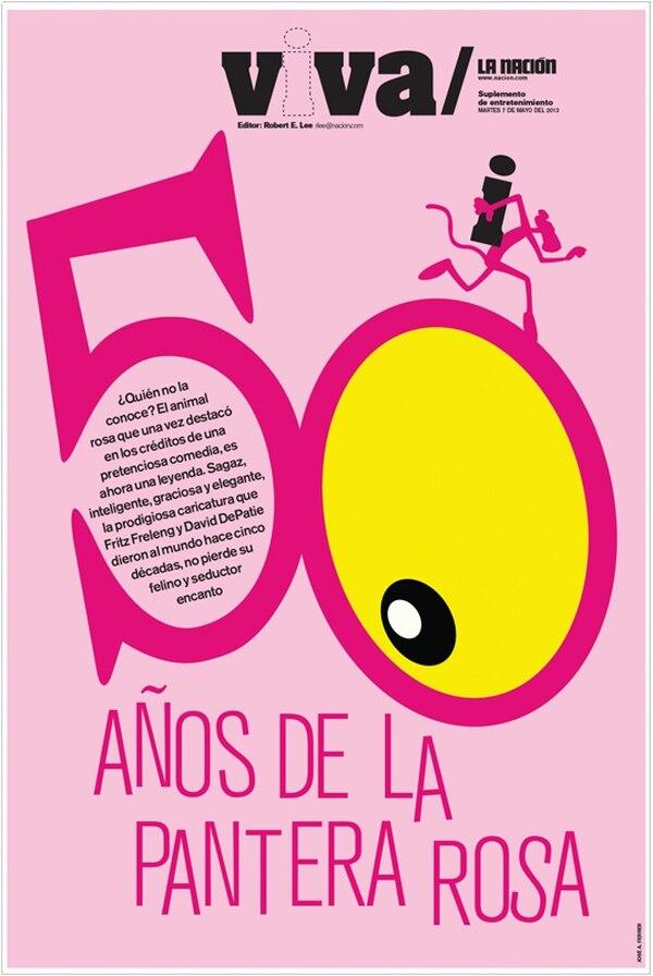 Ilustración y diseño, José Salazar. Publicado 7 de mayo de 2013 en suplemento Viva del diario La Nación .