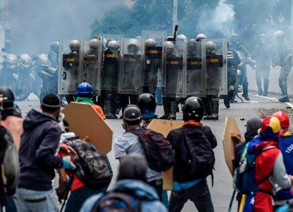 Estudiantes universitarios protestarán este jueves contra el presidente venezolano, Nicolás Maduro