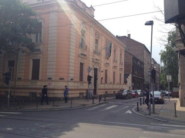 Ciudad de Belgrado. Fotografía Jairo Villegas S.