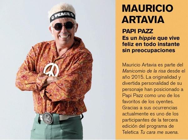 Mauricio Artavia.