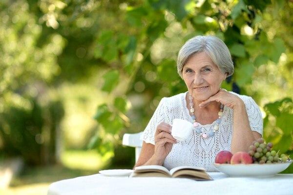 Dieta para un adulto mayor