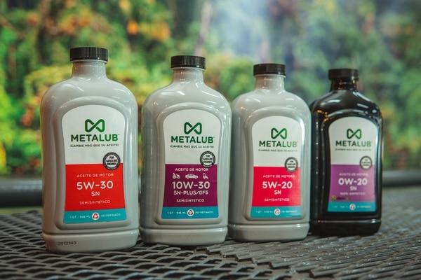Metalub ofrece lubricantes automotrices 100% sostenibles. Foto: Cortesía