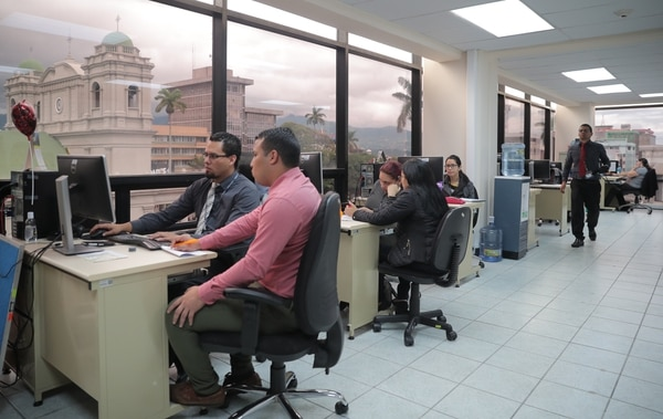 En la sede judicial laboran 18 jueces, dos coordinadores y 30 técnicos judiciales.