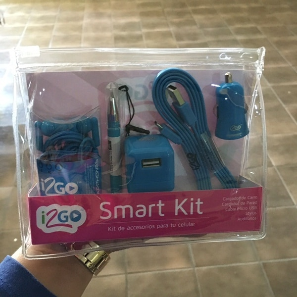 Kit de i2Go.