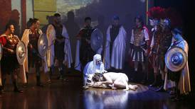 La historia de Jesús cautivará al público tico con una obra musical del conocido Carlos 'Pitusa' Gutiérrez
