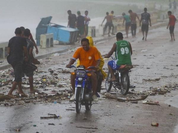 Tormenta Isaac deja una niña muerta en Haití y amenaza de huracán en Florida - 1