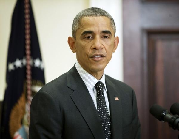 Obama admitió ayer su responsabilidad en la derrota del Partido Demócrata en las elecciones legislativas de mitad de mandato. | AP