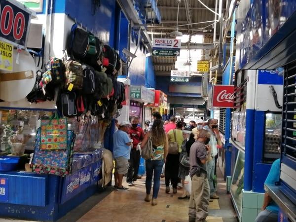 El gobierno habilitó la apertura de tiendas en general del lunes 10 al viernes 21 de agosto, excepto el 15 y 16. Foto: Keyna Calderón