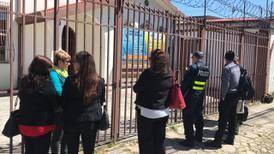 Conesup y policías cierran Universidad Cristiana del Sur