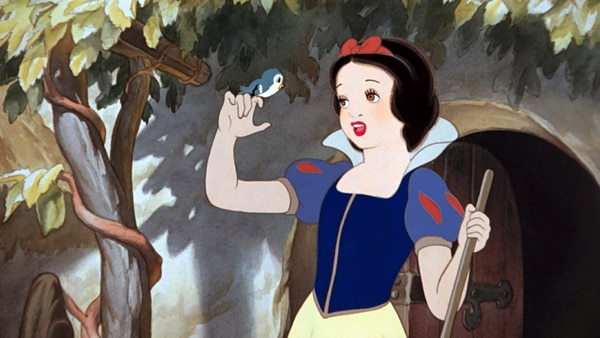 Fotograma de 'Blancanieves y los siete enanos'. Fotos:Walt Disney