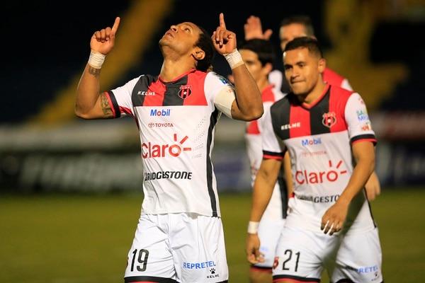 Jonathan McDonald llegó a 10 goles en el Clausura 2018. Fotografía: Rafael Pacheco