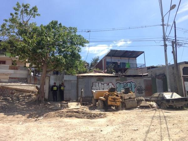 Hombre asesinó a otro en una humilde casa en Los Guido de Desamparados.