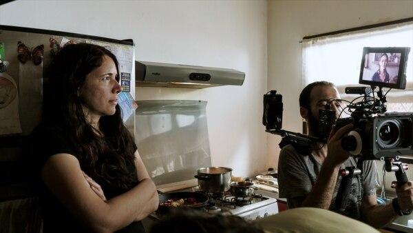 La cineasta tica Patricia Velásquez es la directora de 'La piel del agua'. Archivo