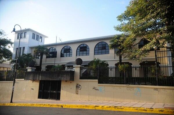 Este edificio alberga los salones principales del Congreso desde 1958. Sobre él estaría el nuevo edificio con oficinas para 57 diputados. | GESLINE ANRANGO.