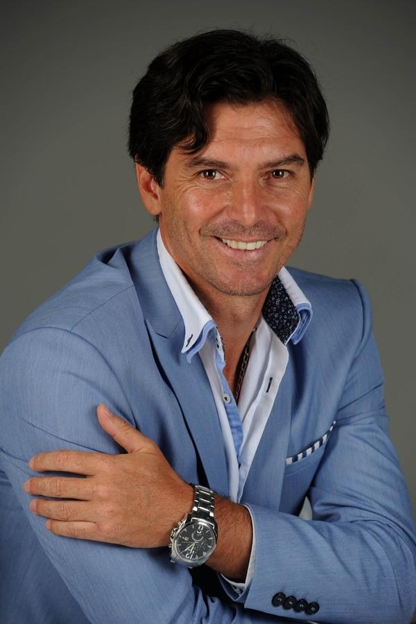Claudio Ciccia. Foto: Diana Méndez.