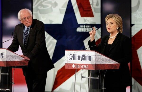 Los precandidatos demócratas a la presidencia debatieron por segunda vez en la contienda del partido para 2016, esta vez en Des Moines.