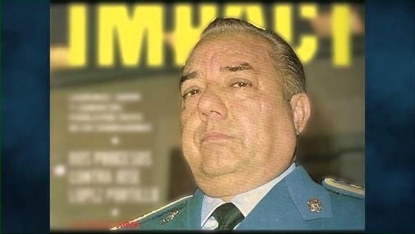 Arturo Durazo Moreno falleció en el 2000. Tenía 76 años. Foto: Captura de pantalla