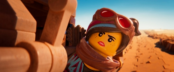 'The Lego Movie 2: The Second Part' ya se puede ver en cines ticos. Foto: Warner Bros. Pictures via AP