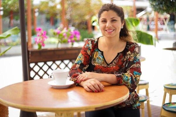 Nidia Solano, propietaria de Vita Green