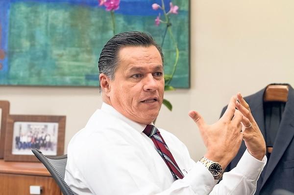 Sergio Ruiz asumirá la gerencia general del Banco Bansol el próximo 2 de febrero.