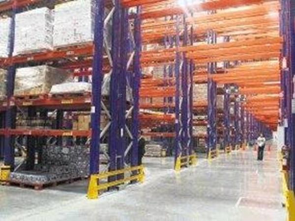 El centro de distribución de Walmart está totalmente sistematizado y posee la tecnología más moderna, dijo la empresa. | GESLINE ANRANGO.