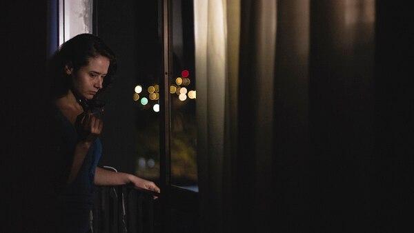 Los gestos y las miradas de Claudia (Liliana Biamonte) muestran su mundo interior. Cortesía de Sputnik Films.