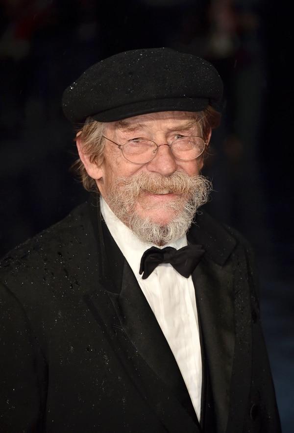 El actor dice sentirse optimista ante su enfermedad.