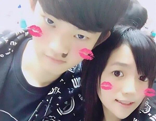 Chan Tong-kai y Poon Hiu-wing subieron esta fotografía a sus redes sociales antes del crimen de Chan.