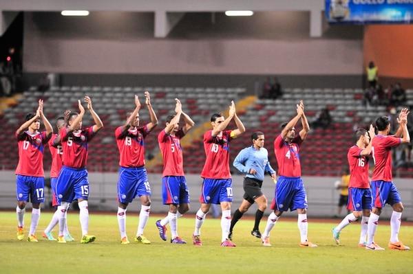 La Selección Nacional disputó un fogueo ante Paraguay el pasado 5 de marzo en el Estadio Nacional. El juego quedó 2-1.   ARCHIVO /ALEXÁNDER OTÁROLA