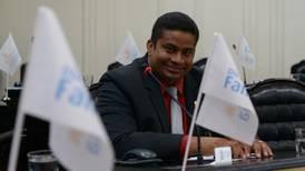 Diputada de Restauración denuncia penalmente a legislador de su partido por amenazas