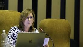 Magistrada de Sala IV rechaza afirmaciones de exfiscal general: 'Lo que dice de mí es totalmente falso'