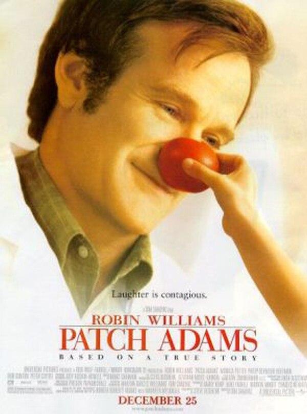 'Patch Adams', es una de las cintas más queridas y recordadas de Robin Williams.