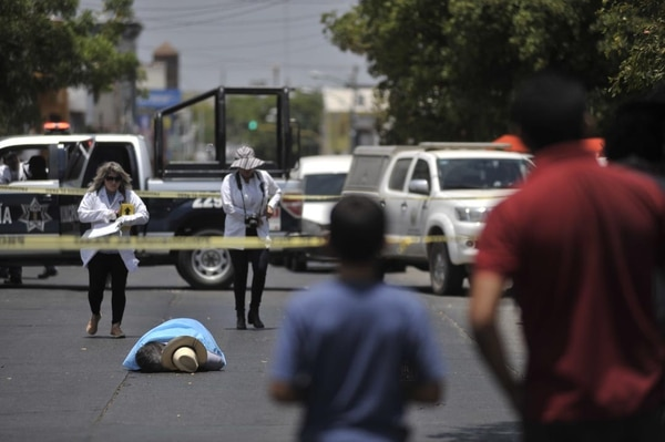 muerte periodista mexicano Sr Javier Valdez
